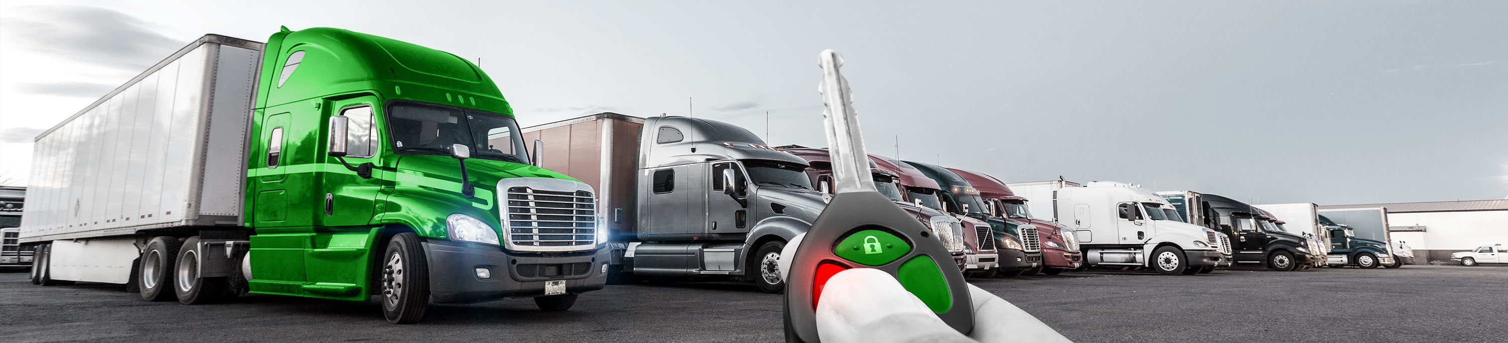 Trucking company financing